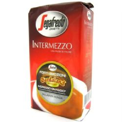 Segafredo Intermezzo Coffee 250g | Italian | Buy Online | UK